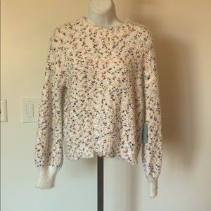 CeCe Flecks sweater